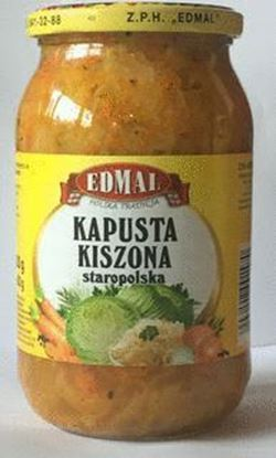 Picture of KAPUSTA KISZONA STAROPOLSKA 900ML EDMAL
