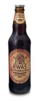 Picture of KWAS CHLEBOWY OSTROBRAMSKI 500ML POLBIOECO