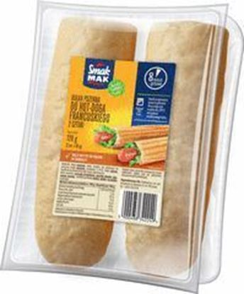 Picture of BULKA PSZENNA DO HOT-DOGA FRANCUSKIEGO 120G SMAKMAK