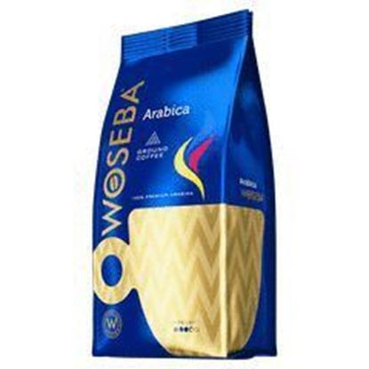 Picture of KAWA MIELONA ARABICA 250G WOSEBA