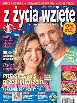 Picture of Z ZYCIA WZIETE - najnowsze wydanie
