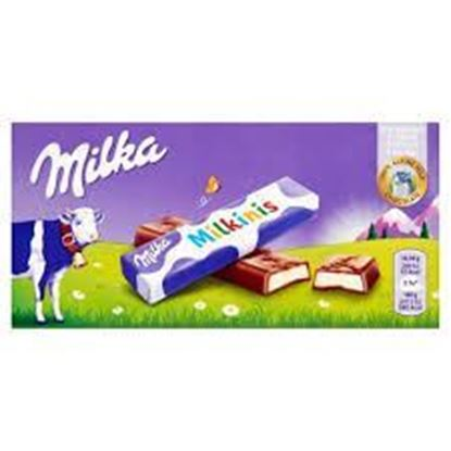 Picture of BATONIKI MILKINIS 87G MONDELEZ