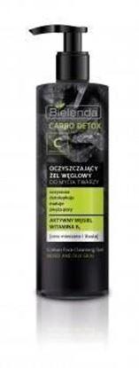 Picture of Bielenda CarboDetox żel oczyszcz do mycia twarzy