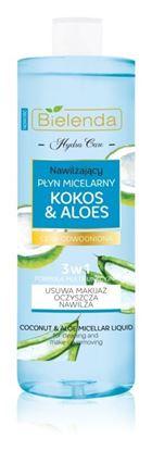 Picture of Bielenda Hydra Care płyn micelarny Kokos & Aloes