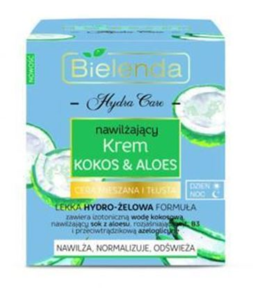 Picture of Bielenda HydraC krem Kok&Al mieszana/tłusta cera 50ml