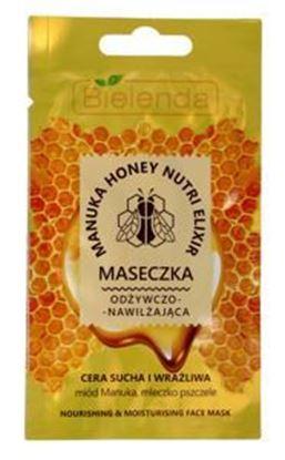 Picture of Bielenda ManukaHoney maseczka odż/naw.8g