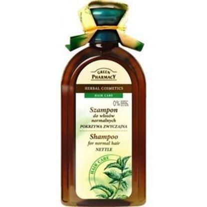 Picture of GreenPharmacy Szampon do włosów normalnych Pokrzywa zwyczajna 350ml