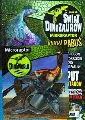 Picture of Świat Dinozaurów Kolekcja - Mikroraptor