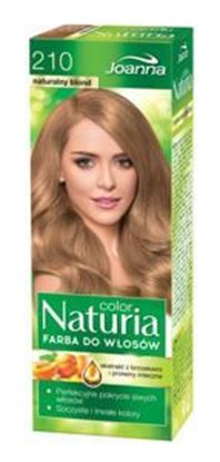Picture of Joanna Nat farba 210 natur blond 150g