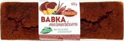 Picture of BABKA MARMURKOWA 500G OSKROBA