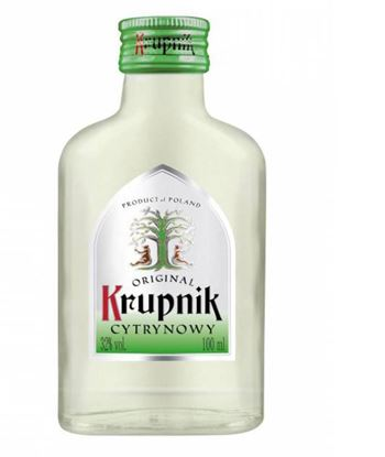 Picture of KRUPNIK LEMON (CYTRYNA) 0.1L ALC. 30%