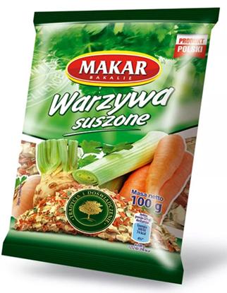 Picture of MIESZANKA WARZYW SUSZONYCH MAKAR 100g