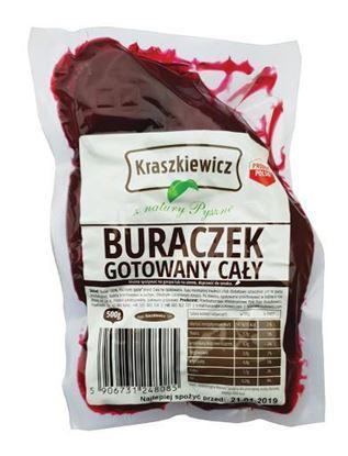 Picture of BURACZEK GOTOWANY CALY 500G KRASZKIEWICZ