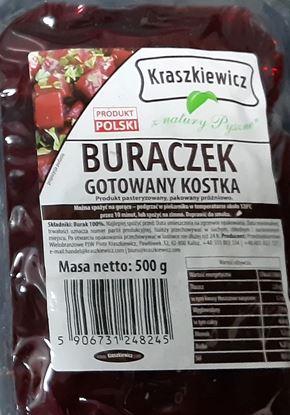 Picture of BURACZEK GOTOWANY W KOSTCE 500G KRASZKIEWICZ