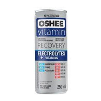 Picture of NAPOJ VITAMIN RECOVERY ELEKTROLITY + WITAMINY 250ML OSHEE BLUE