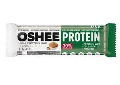 Picture of BATON PROTEIN MASLO ORZECHOWE 45G OSHEE