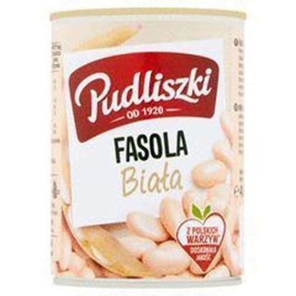 Picture of FASOLA BIALA 400G PUDLISZKI