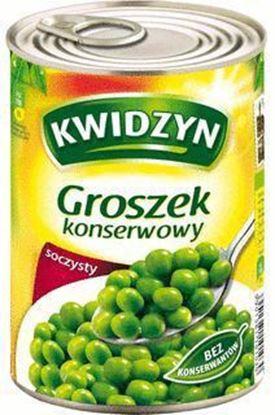 Picture of GROSZEK KONSERWOWY KWIDZYN 400G PAMAPOL