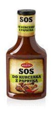 Picture of SOS DO KURCZAKA Z PAPRYKA 350G ROLESKI