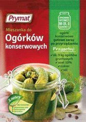 Picture of PRZYPRAWA DO OGORKOW KONSERWOWYCH 40G PRYMAT