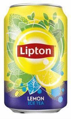 Picture of NAPOJ LIPTON ICE TEA CYTRYNA 330ML