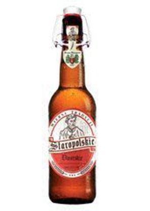 Picture of PIWO STAROPOLSKIE DWORSKIE ALC 5.7% BUTELKA 500ML BROWAR STAROPOLSKI