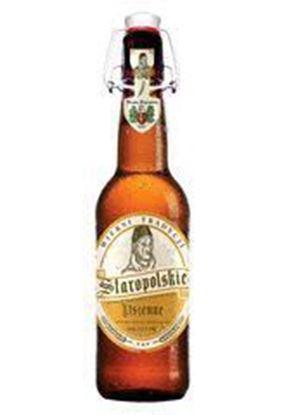 Picture of PIWO STAROPOLSKIE PSZENNE ALC 5.2% BUTELKA 500ML BROWAR STAROPOLSKI