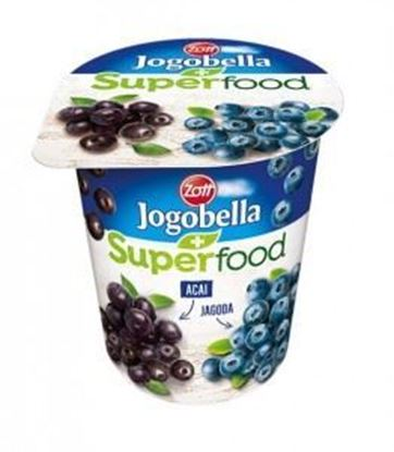 Picture of JOGURT JOGOBELLA SUPERFOOD ACAI-JAGODA 150G ZOTT