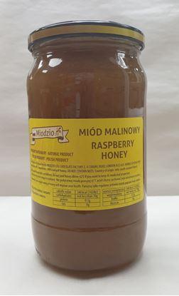 Picture of MIOD 1100G MALINOWY MIODZIO