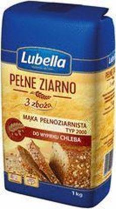 Picture of MAKA PELNE ZIARNO 3 ZBOZA DO WYPIEKU CHLEBA LUBELLA 1KG MASPEX