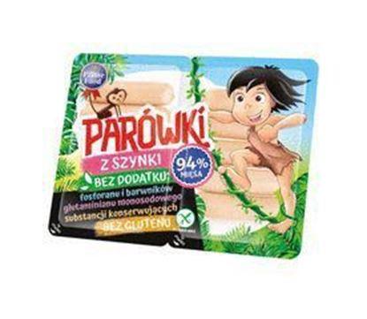 Picture of PAROWKI Z SZYNKI DLA DZIECI 94% 200G PRIME FOOD