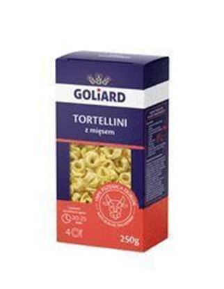Picture of TORTELLINI Z MIESEM 250G GOLIARD