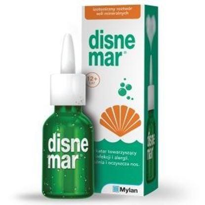 Picture of Disnemar, fizjologiczny roztwór donosowy dla dorosłych, 25 ml