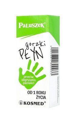 Picture of Paluszek, gorzki płyn przeciw obgryzaniu paznokci, 10 ml