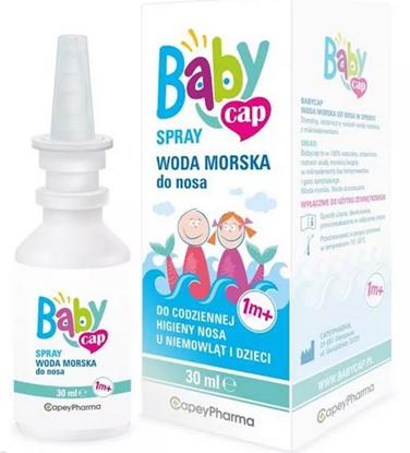 Picture of BABY CAP SPRAY WODA MORSKA DO NOSA 30ML