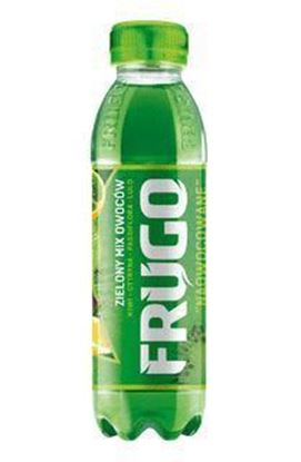 Picture of NAPOJ FRUGO ZIELONE 500ML FOODCARE