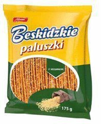 Picture of PALUSZKI Z SEZAMEM BESKIDZKIE 175G AKSAM
