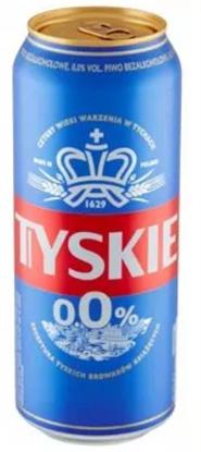 Picture of PIWO TYSKIE 0% PUSZKA 500ML