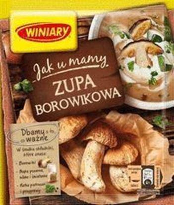 Picture of ZUPA BOROWIKOWA JAK U MAMY 44G WINIARY