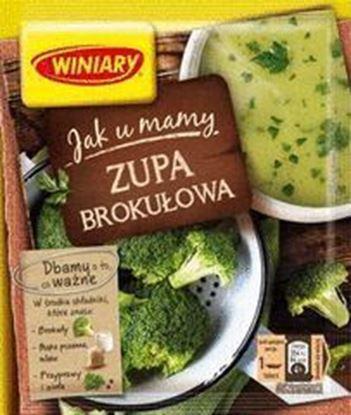 Picture of ZUPA BROKULOWA JAK U MAMY 49G WINIARY
