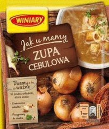 Picture of ZUPA CEBULOWA JAK U MAMY 31G WINIARY