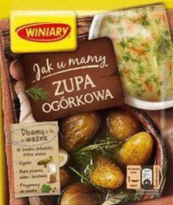 Picture of ZUPA OGORKOWA JAK U MAMY 42G WINIARY