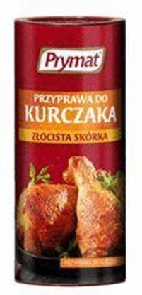 Picture of PRZYPRAWA DO KURCZAKA  ZLOCISTA SKORKA TUBA 80G PRYMAT