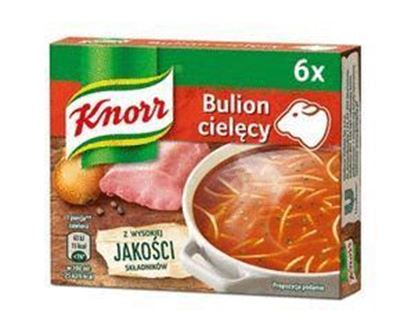 Picture of BULION CIELECY KOSTKA 60G KNORR UNILEVER