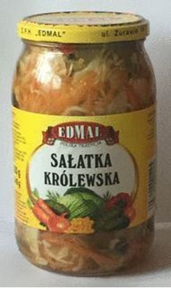 Picture of SALATKA KROLEWSKA 900ML EDMAL