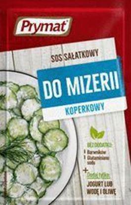 Picture of SOS SALATKOWY DO MIZERII 9G PRYMAT
