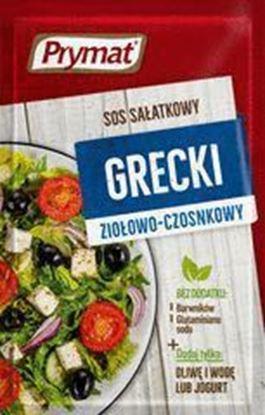 Picture of SOS SALATKOWY GRECKI 9G PRYMAT