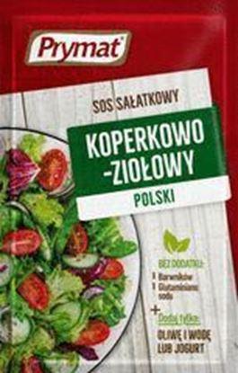 Picture of SOS SALATKOWY KOPERKOWO-ZIOLOWY 9G PRYMAT