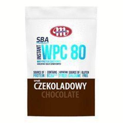 Picture of SBA WPC 80 KONCENTRAT BIALEK SERWATKOWYCH SMAK CZEKOLADOWY 700G MLEKOVITA