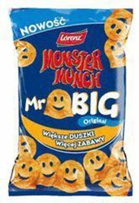 Picture of CHIPSY MONSTER MUNCH MR BIG 90G LORENZ